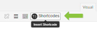 image: shortcodes button